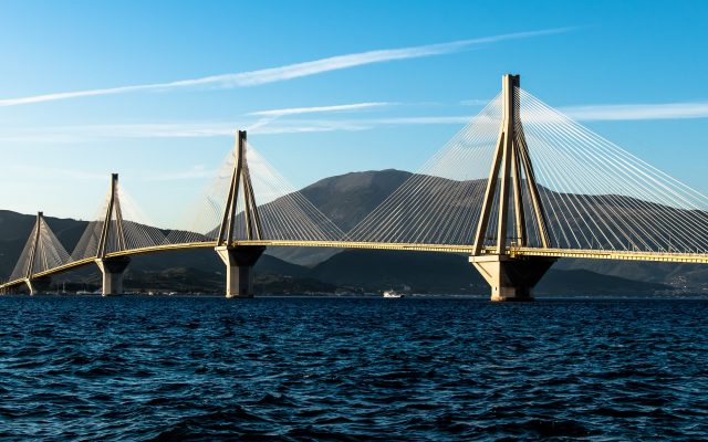 multi-span bridge